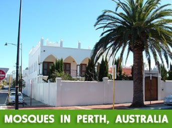 perth mosques list