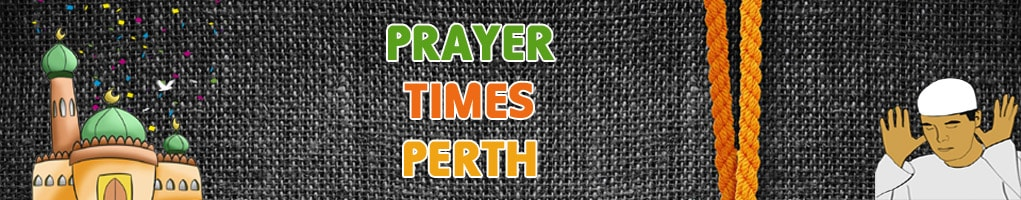 prayer times perth